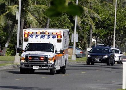 Obama Ambulance