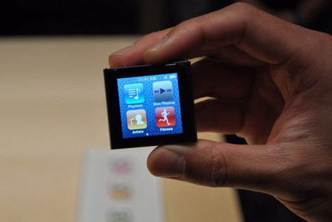 New Ipods Nano 6 - 16Gb
