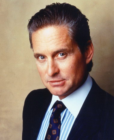 Michael Douglas, the actor