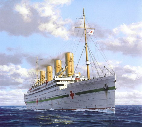 Britannic the ship