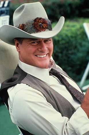 Larry Hagman. Role in Dallas