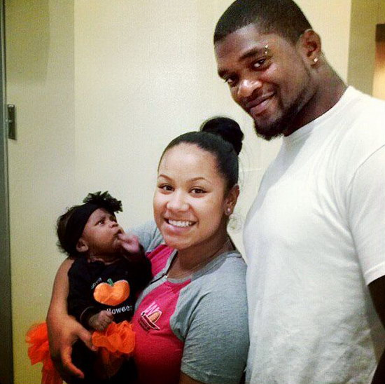 Jovan Belcher and Kasandra Perkins