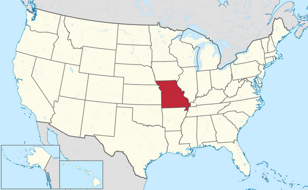 Amber Alert in Missouri